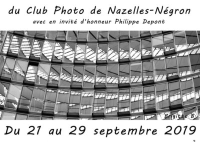 2-Expo photo 2019 Claub Nazelles